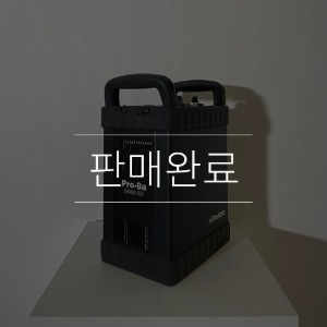 [중고/위탁]Profoto 8a 2400 Air + Prohead Plus 500w x 2 + Zoomreflector